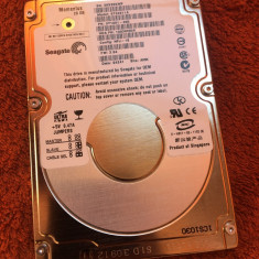 HDD laptop - Hard disc Seagate 20GB IDE ST92011A - stare perfecta, Sub 40 GB, 8 MB