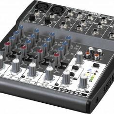 Mixer audio Behringer XENYX 802 - Mixere DJ