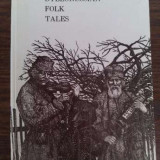 Povesti bieloruse/ byelorussian folk tales - Carte de povesti