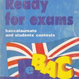 Radu Lupuleasa - Ready for exams - 669952 - Carte Literatura Engleza