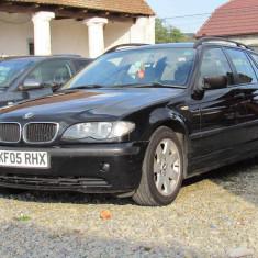 Bmw e46 320D, 2.0 Diesel, an 2005 - Autoturism BMW, Motorina/Diesel, 180000 km, 1995 cmc, Seria 3