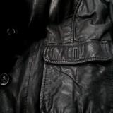 Geaca de piele Levi's - Geaca dama Levi's, Marime: 36, Culoare: Negru
