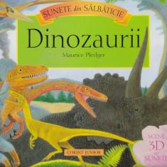 Maurice Pledger - Dinozaurii - 673766 - Enciclopedie