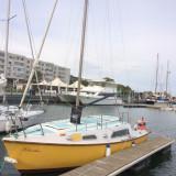 Barca cu vele velier VIVACITY 650