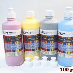 Toner refill Samsung CLP 300 CLX2160 CLX 3160 reumplere cartus laser color 100gr
