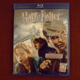 Harry Potter and the Deathly Hallows Part 1 - Film SF, BLU RAY, Romana