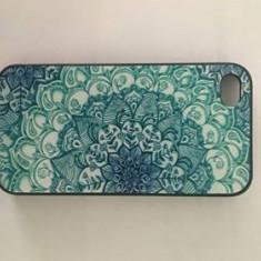 Husa iPhone 4/4s - Husa Telefon Accessorize, Albastru