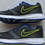 Nike Downshifter 6 - adidasi originali alergare, adidasi barbati !, Marime: 44, Culoare: Negru, Textil