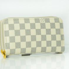 Portofel Louis Vuitton - compartiment dublu - piele ecologica + Cadou Surpriza - Portofel Dama Louis Vuitton, Culoare: Din imagine