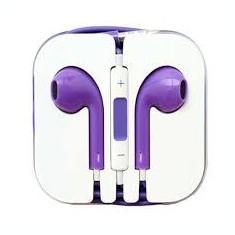 Casti iPhone mov - Casti Telefon Apple