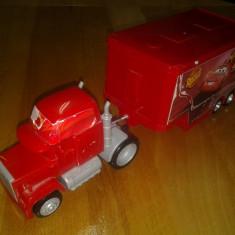 Masinuta Mack Truck Disney Pixar Cars 21 x 6, 5 x 7 cm - Masinuta de jucarie