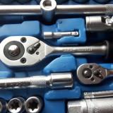 Trusa scule mecanici chei